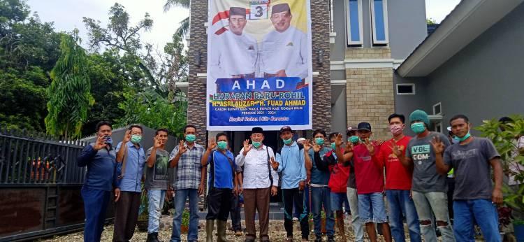 AHAD Fokus Bangun Sarana dan Prasarana Jalan Antar Desa ke Desa
