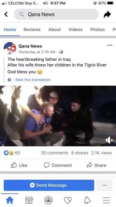 Diceraikan Suami,Wanita Kejam Lempar Kedua Anaknya Ke Sungai Hingga Tewas