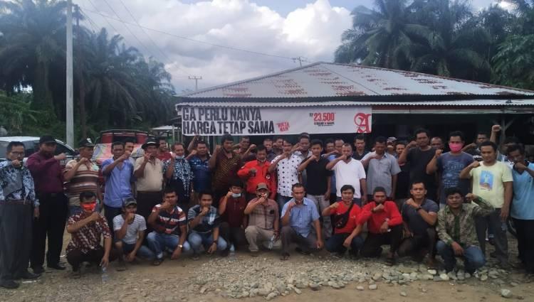 Naek Sinaga Terpilih Menjadi Ketua PAC PBB Rambah Samo