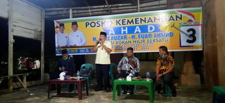 Lembaga Dalihan Natolu, Siap Menangkan Paslon Nomor Urut 3 AHAD