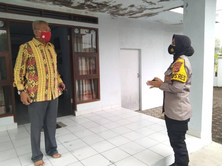 Kapolres Banjar AKBP Melda Yanny, S.I.K., M.H. Kunjungan Silaturahmi Dengan Anggota DPR RI Komisi X