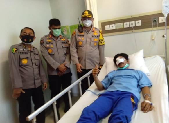 Diisukan Meninggal, Satu Mahasiswa Korban Aksi Tolak UU Cipta Kerja di DPRD Riau dalam Kondisi Baik