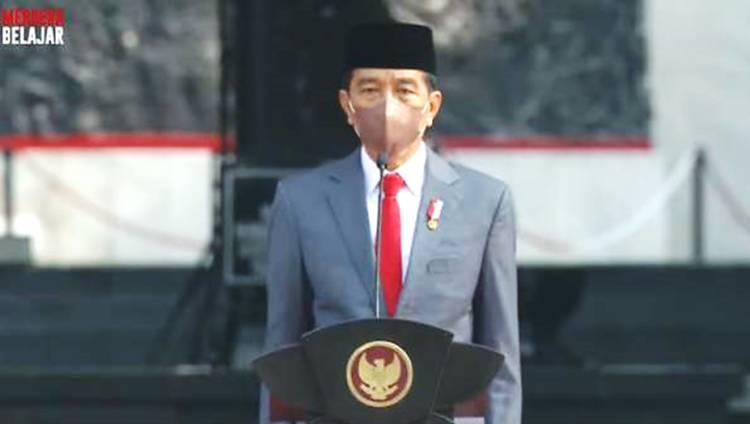 Peringati Hari Kesaktian Pancasila, Presiden Jokowi Beri Pesan Penting  ke Masyarakat