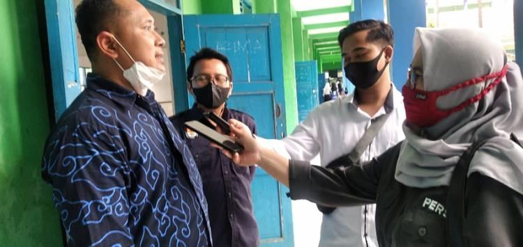 Ketua Bawaslu Kota Banjar Hadiri Kegiatan Gerakan Literasi Demokrasi (Gladi) KPU Kota Banjar