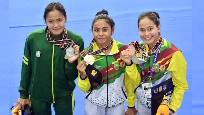 Berikut Perolehan Medali, Riau Masih Posisi 7 PON XX 2021 Papua