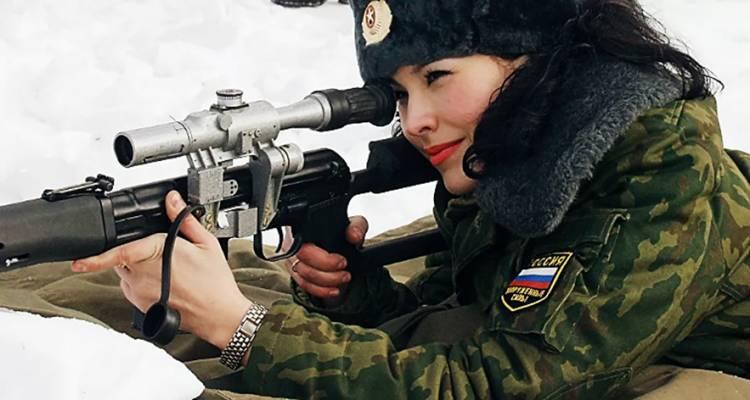 """""""Kalashnikov"""" Bersiap Produksi Senapan Sniper Terbaru yang Lebih Akurat"""