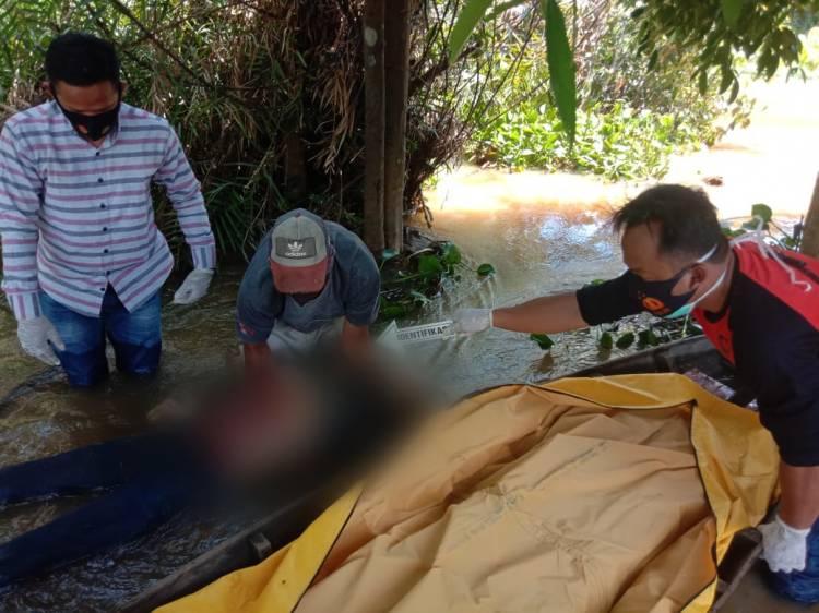 Geger, Warga Temukan Mayat Mr X di Sungai Dalam Keadaan Begini..
