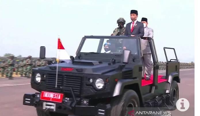 Komponen Cadangan (Komcad) Tentara Nasional Indonesia Hanya Untuk Pertahanan