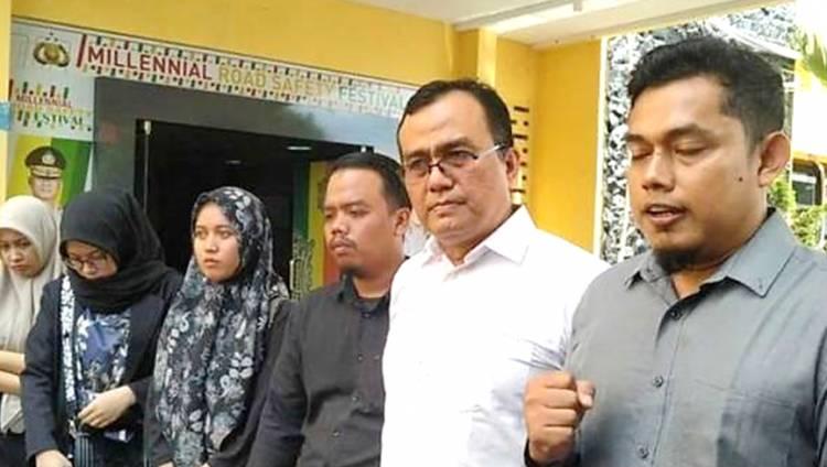Saiful Mahdi, Dosen yang Beri Masukan Draft RUU ITE dan Dipenjara Karena UU ITE Dapat Amnesti