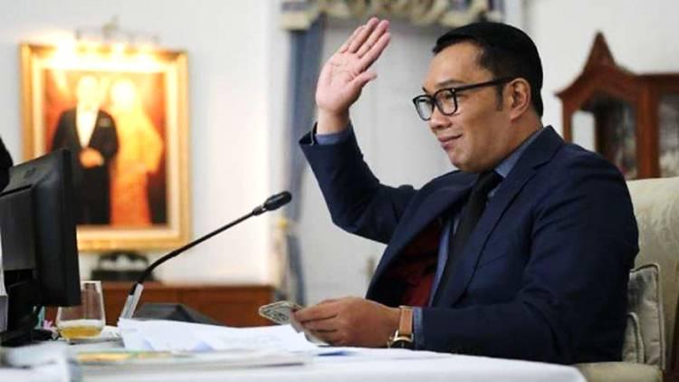 Ketum PAN Zulkifli Hasan Menaruh Hati kepada Ridwan Kamil Maju di Pilpres 2024 Lewat PAN