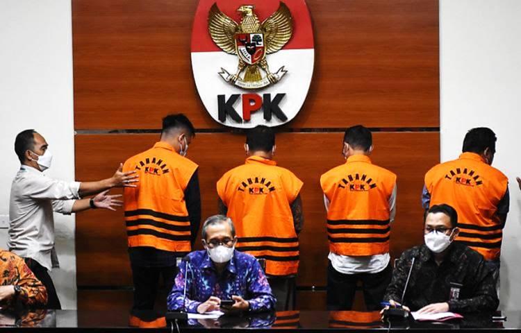 Tak Tangung-tanggung, KPK Tetapkan 10 Anggota DPRD Muara Enim Jadi Tersangka Kasus Suap