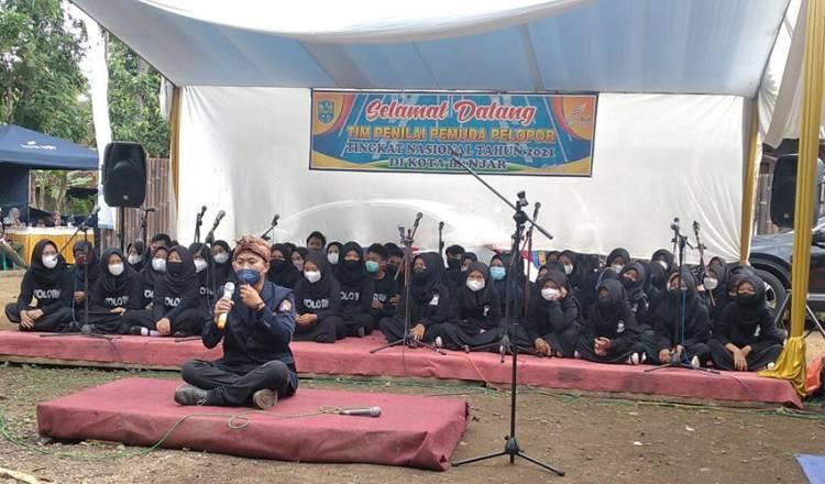 Erfan Rusdiana, Warga Kecamatan Banjar Berhasil Menjadi Nominator Pemuda Pelopor Tingkat Nasional