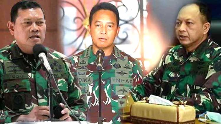 Ali Mochtar Ngabalin dan Setara Institute Indikasikan Jenderal yang Berpeluang Jadi Panglima TNI