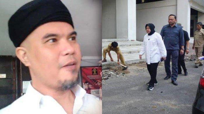 Berita-berita Surabaya populer hari ini meliputi reaksi partai Gerindra soal Ahmad Dhani bantah maju di pilwali Surabaya 2020, serta ada juga mengenai Walikota Risma sidak stadion GBT