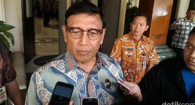 Mantan Menko Polhukam Wiranto Menggugat Mencapai Rp 44,9 Miliar