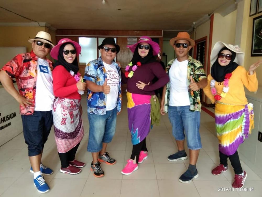 Emergency Ners Juara 1 Lomba Handy Hygiene dance Yang ditaja RSUD PH Tembilahan