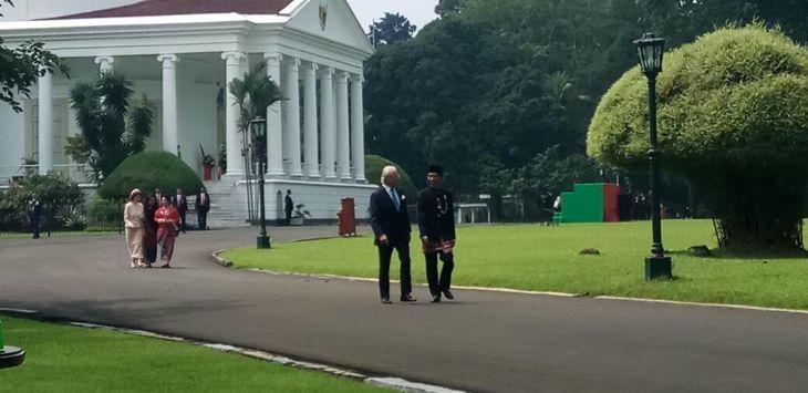 Kasus Pengeroyokan Suporter IndonesiaYang Viral Dimedsos Sudah Sampai Ke Pihak Istana,Ini Kata Moeldoko