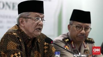 Ketua PP Muhammadiyah Anwar Abbas :Menyayangkan Pernyataan Sukmawati Soekarnoputri Yang Membabdingkan Nabi Muhammad Dengan Soekarno Dengan Hidup di Zaman Berbeda