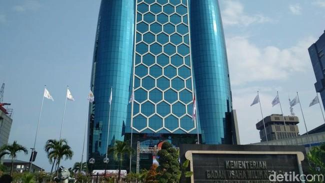 Erick Thohir Menjaring Bos BUMN Tidak Berhenti Pada Mantan Gubernur DKI Basuki Tjahja Purnama Alias Ahok