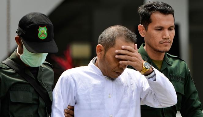 Senjata Makan Tuan Di Alami Oknum Anggota MPU di Kabupaten Aceh Besar