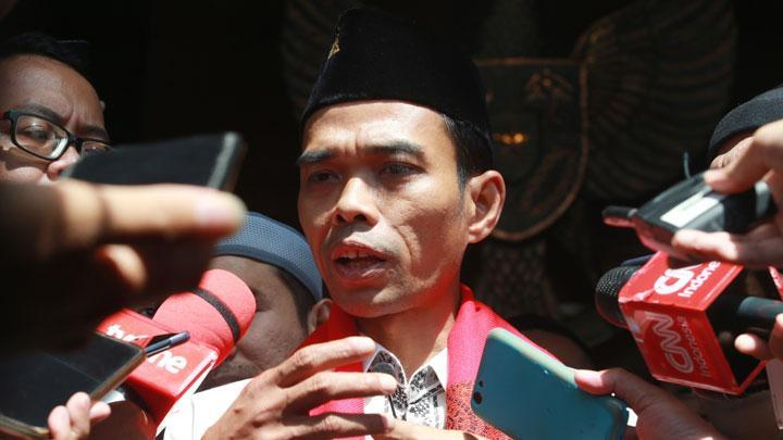 Ustadz Abdul Somad Isi Pengajian Di Komisi Pemberantasan Korupsi (KPK)