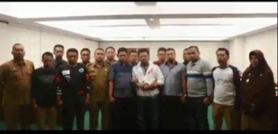 Viralnya Video Camat Sekota Makassar Mendukung Calon Presiden 01 Dicopot dari Jabatannya