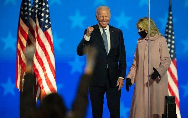 Joe Biden Akhiri Empat Tahun Kekuasaan Donald Trump di Gedung Putih