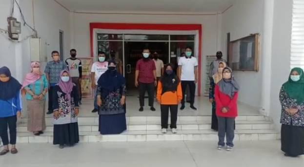"""Camat Rupat Ucapkan """"Selamat Hari Kesehatan Nasional ke-56,"""" Mari Satukan Tekad Menuju Indonesia Sehat"""