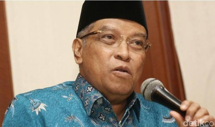 Ketua Umum Nahdlatul Ulama KH Said Aqil Siradj Posotif Covid 19