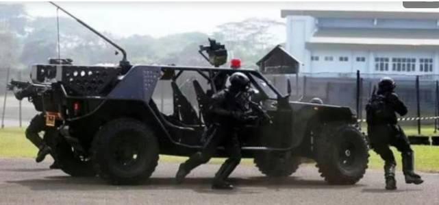 Video Konvoi Kendaraan Tempur dan Mobil Dinas Koopssus TNI Berhenti Di Depan Markas FPI Viral Dimedsos, Ini Kata Dankoopssus Mayjen TNI Richard Tampubolon