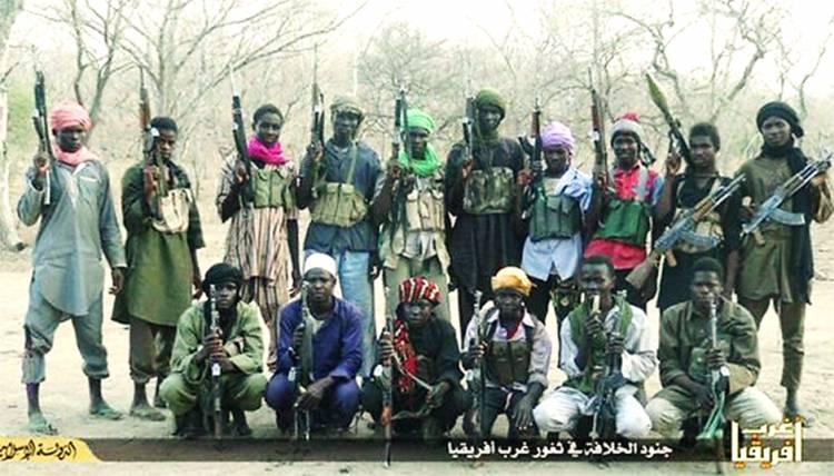Sadis! Militan ISIS Boko Haram Potong Leher 43 Buruh Tani di Nigeria