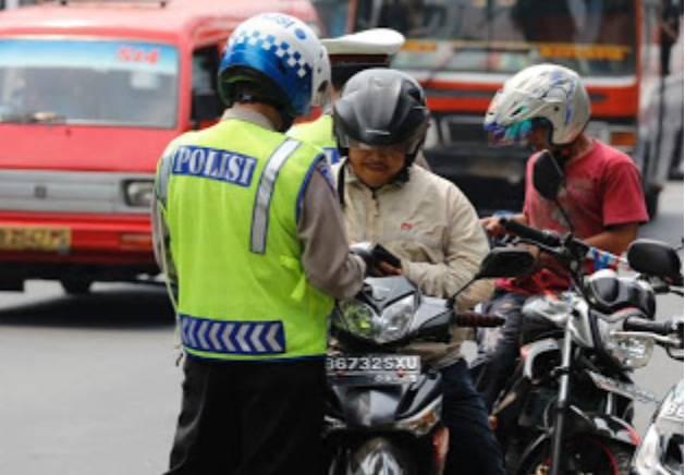 Tidak Membayar Pajak Tahunan Kendaraan, Ini Sanksi Hukumnya