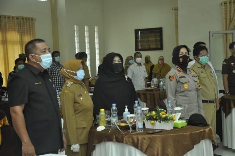 Kapolres Banjar Hadiri Acara Grand Opening Layanan Laboratorium Kateterisasi Jantung dan Pembuluh Darah di RSUD Banjar