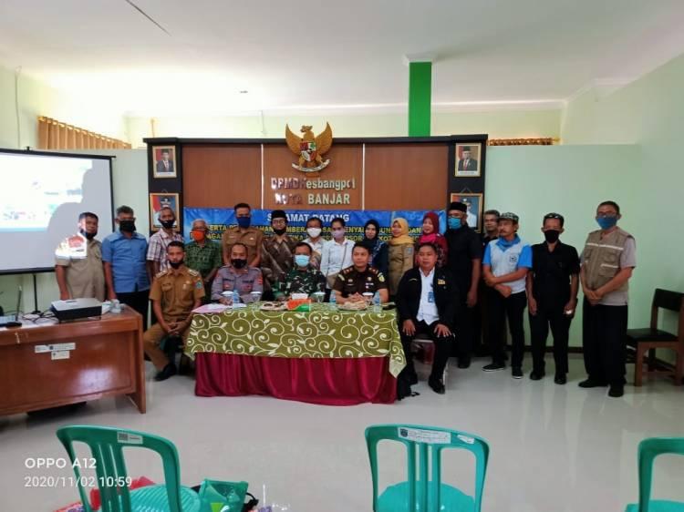 Kapolsek Pataruman IPTU Achmad Daryatno, S.IP., M.M Ditunjuk sebagai Narasumber P4GN