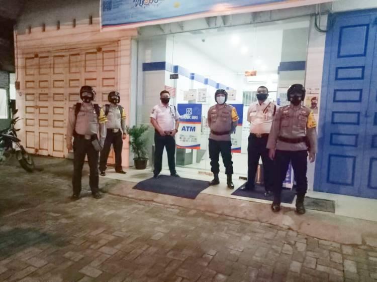 Antisipasi C3, Polsek Bagan Sinembah Rutin Lakukan Patroli