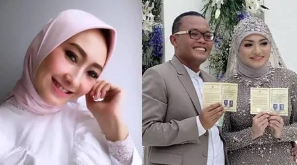 Batal Menikah Dengan Sule,Ini Kabar Pramugari Fany Kurniawaty
