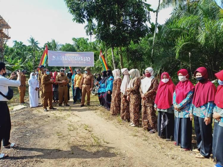 Tim Verifikasi KKS 2020 Provinsi Riau Lakukan Penilaian Kabupaten Sehat di Inhil