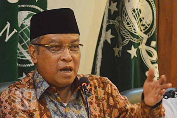 Ketum PBNU Said Aqil Siradj meminta pemerintah RI,Dubes Arab Saudi Dipulangkan