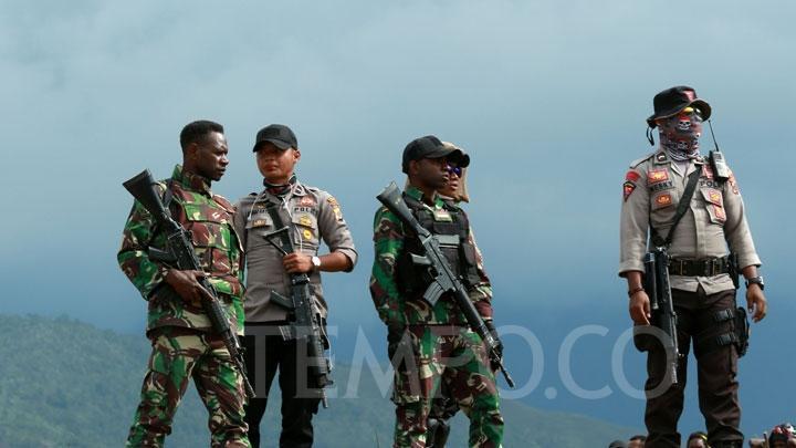 4 Korban Penembakan di Papua Ditemukan, Begini Kondisinya