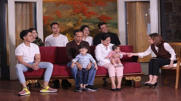 Najwa Shihab Terkejut Melihat Isi Rumah Jokowi di Paviliun Istana Bogor: Cuma Segini Saja, Pak?