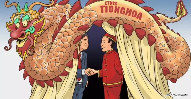 Pengusaha Tionghoa Ramai-Ramai Dukung Prabowo, Ada Apa?