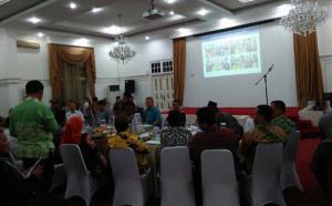Pemerintah Kabupaten Rohil Ikut Persiapan untuk penyambutan Jokowi ke Riau