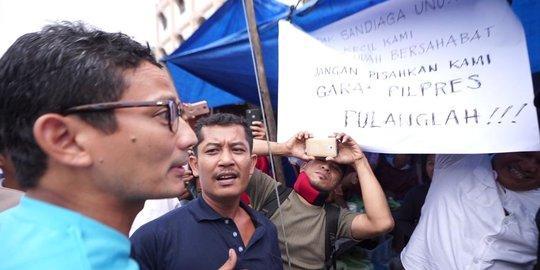 "Erick Thohir Nilai ""Pengusiran"" Sandiaga di Sumut Seperti Sinetron TV"