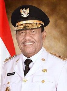 Wan Thamrin Hasyim Plt Gubernur Riau Dilantik Senin Siang di Istana Negara