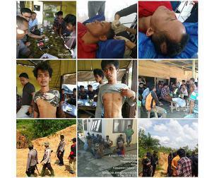 Masyarakat di Inhu Terlibat Bentrok Fisik dengan Security PT. BBSI, Inilah Pemicunya