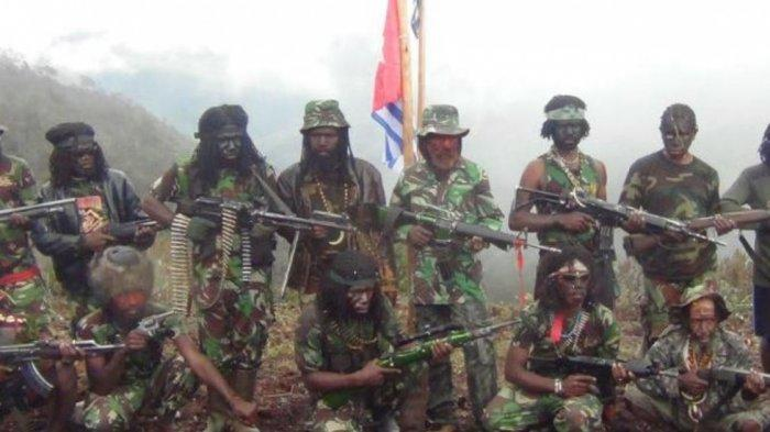 Kirim Surat Terbuka ke Jokowi, Kelompok Bersenjata Papua: Tuan Presiden, Perang Tidak Akan Berhenti