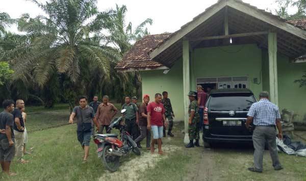 Sang Dukun di Inhu Mengaku Sebagai Tentara,Diamankan Polisi dan TNI