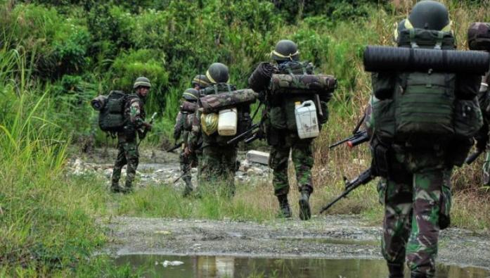 Kelompok Mujahidin Indonesia Timur(MIT) Menyerang Warga dan Personel Operasi Tinombala,Satu Personel Brimob Tewas