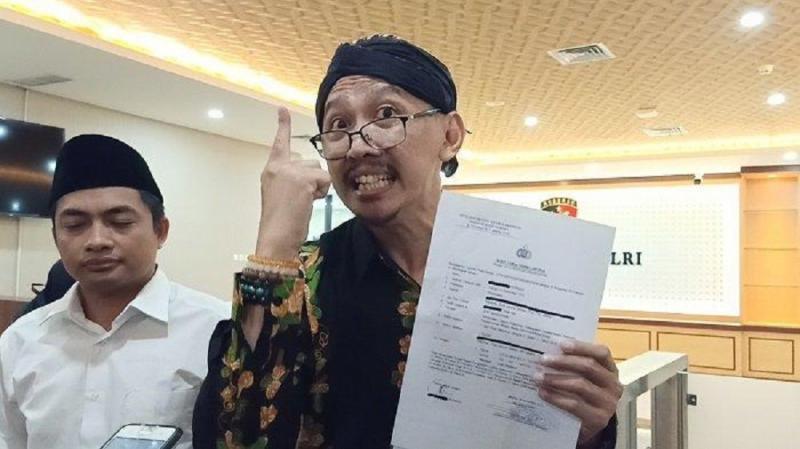 Ketua Majelis Syuro Partai Bulan Bintang (PBB) MS  Kaban Kepada _Anda Tidak Mengerti  Apa Arti Islam