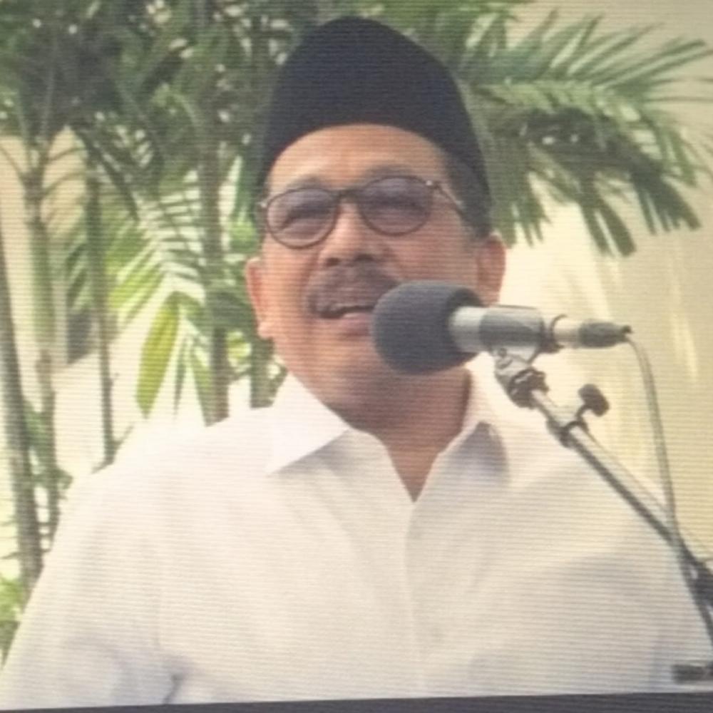 Wakil Menteri Agama Zainut Tauhid Sa'adi Yakin Umat Islam Tidak Terprovokasi Dengan Kejadian Itu
